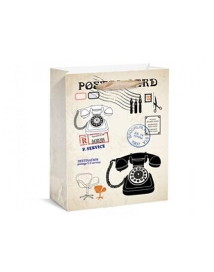 Bolsa papel Postal