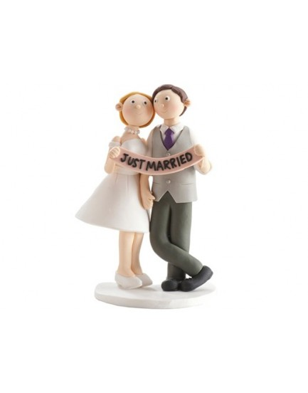 Figura Clay Just Married