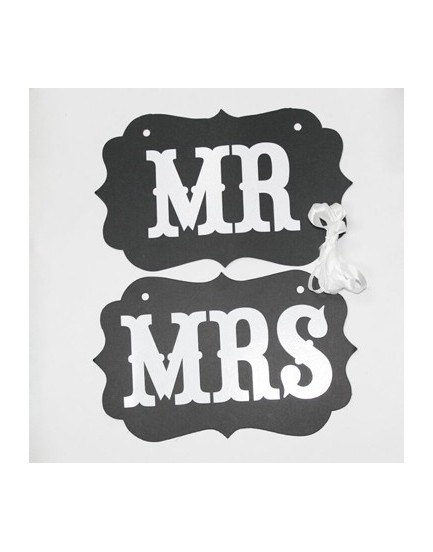 Cartel Mr &Mrs