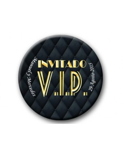 C44. Chapa invitado VIP