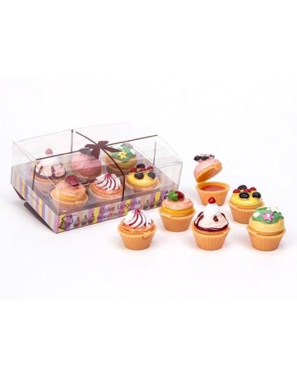 Brillo Cake -6 uds por caja-