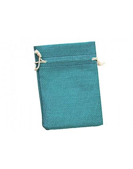 Bolsa saco azul