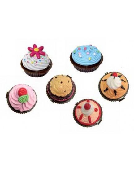 Brillo cupcake