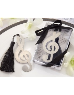 Marcapáginas Nota Musical