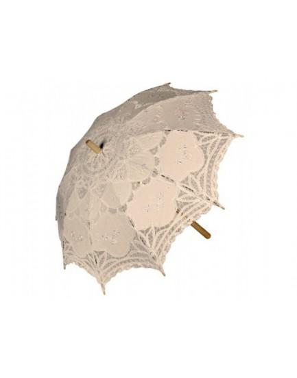Sombrilla beige
