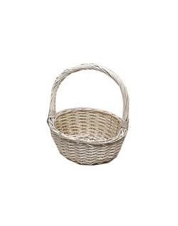 Cestas de mimbre cestas baratas mundo detalle - Cestas de mimbre pequenas ...