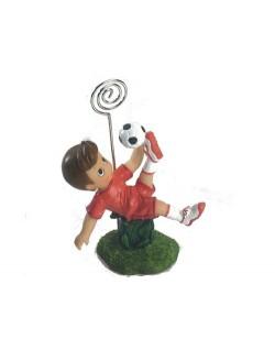 Pinza futbolista
