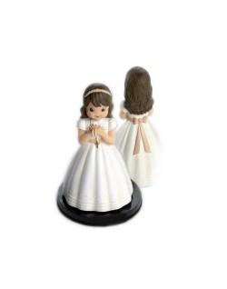 Figura niña rosario