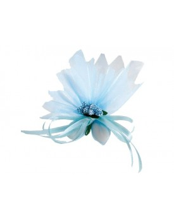 Ramillete de peladillas Azul