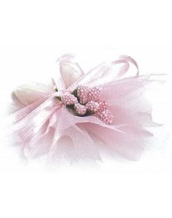 Ramillete peladillas rosa