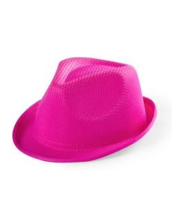 Sombrero mafia rosa