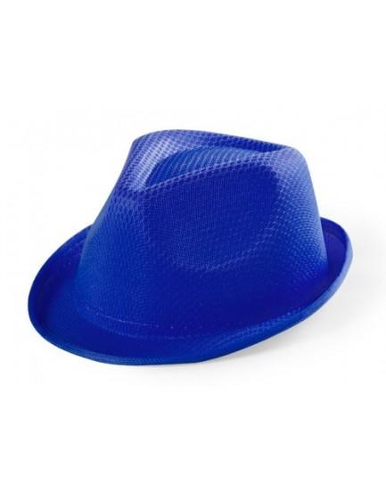 Sombrero mafia azul
