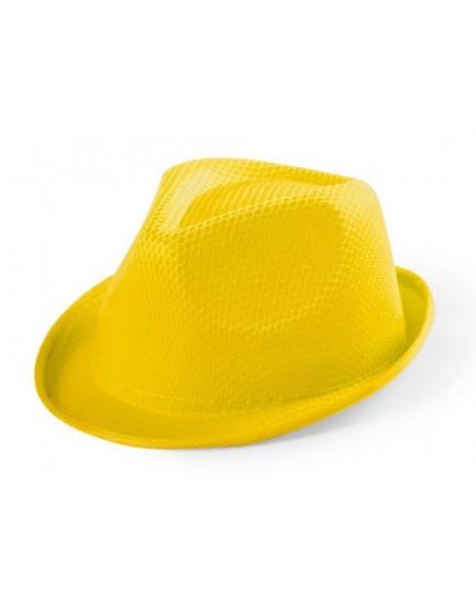 Sombrero mafia amarillo