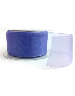 Lazo ancho lila