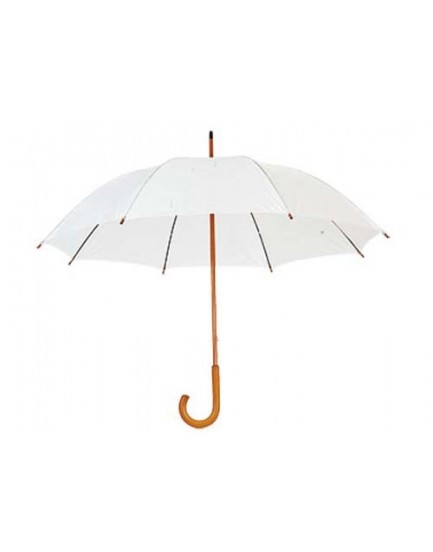 Paraguas blanco 1