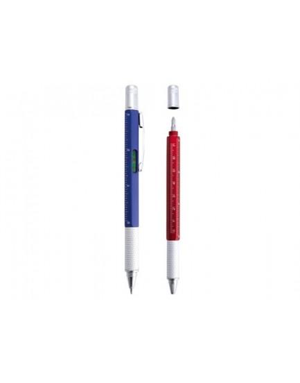 Bolígrafo con accesorios