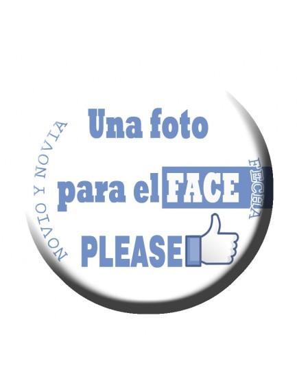 A25. Una foto para Face, Please