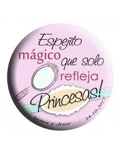 E01. Espejo princesas