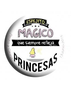 E10. Espejo de princesas