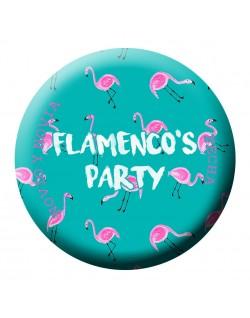 E40. Flamenco's Party