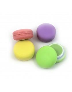 Brillo labial macaron con bolsa