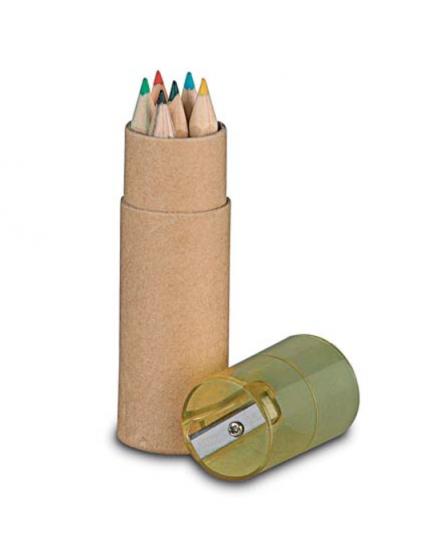Set lápices y sacapuntas