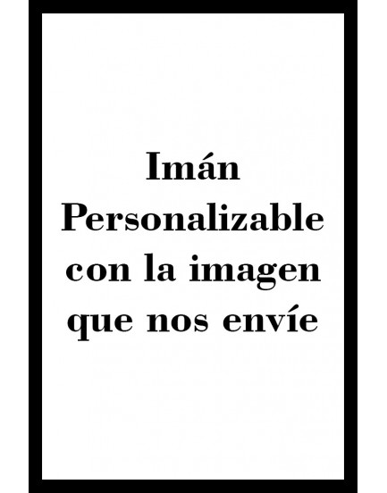Imán personalizable