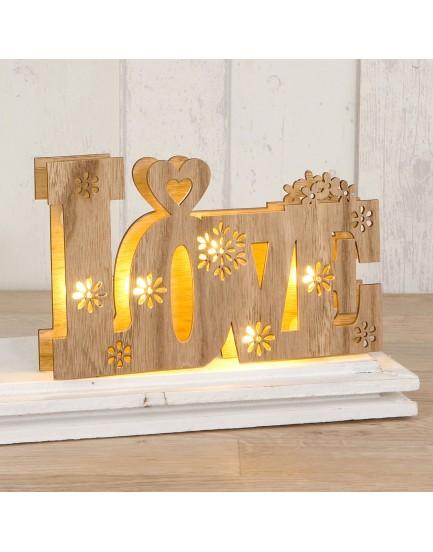LOVE, para decoración con luces led