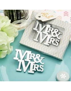 "Abrebotellas ""Mr & Mrs"""