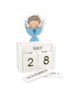 Calendario comunión niño