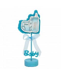 Pinza baby azul