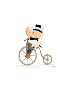 Figura Tarta Bicicleta Antigua