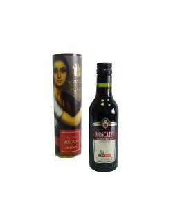 Vino Moscatel con estuche