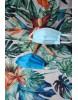 Mascarillas niño - Azul turquesa y azul