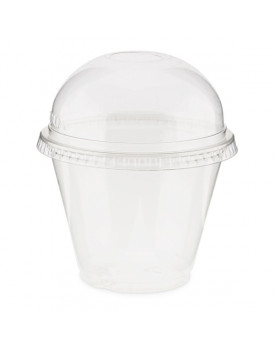 Vaso Pet Transparente 350 cc