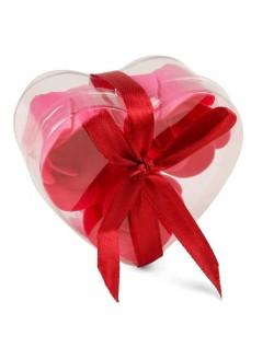 Jabón perfumado rosa roja