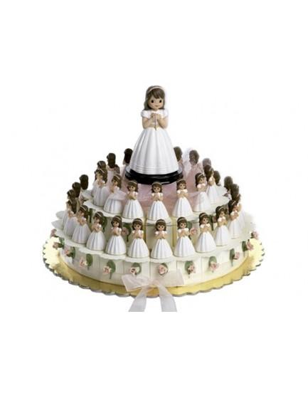 Montaje niña rosario -37 cajas-