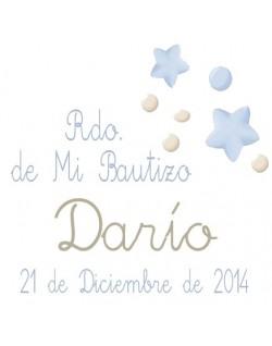 Tarjeta 16 Bautizo